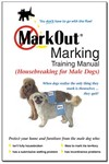 Markout Training Manual - Stop male dog marking!