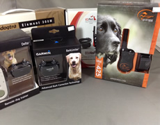 Electronic Dog Training Equipment